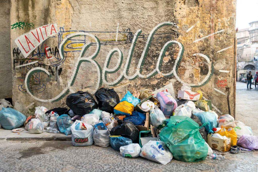 Plastica strade